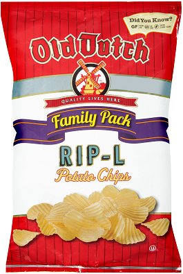 Old Dutch Rip L Chips