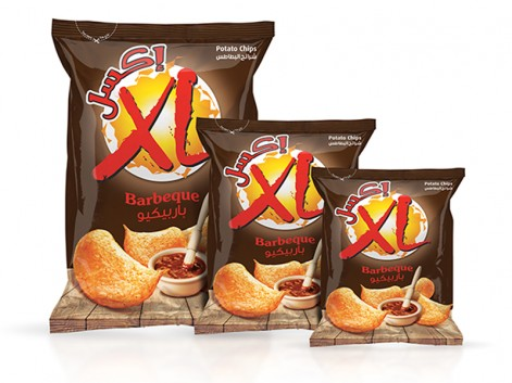 Notions Group XL Potato Chips BBQ