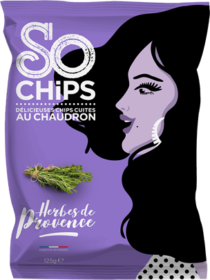 So Chips Herbes de Provence