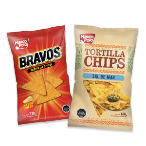 Marco Polo Chips Chile