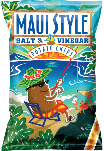 Maui Style Salt & Vinegar Review