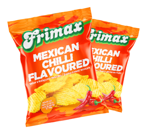 Frimax Potato Chips Mexican Chilli