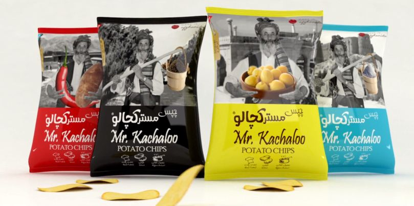 Mr Kachaloo Chips