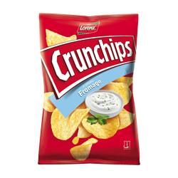 Lorenz Crunchips Fromage