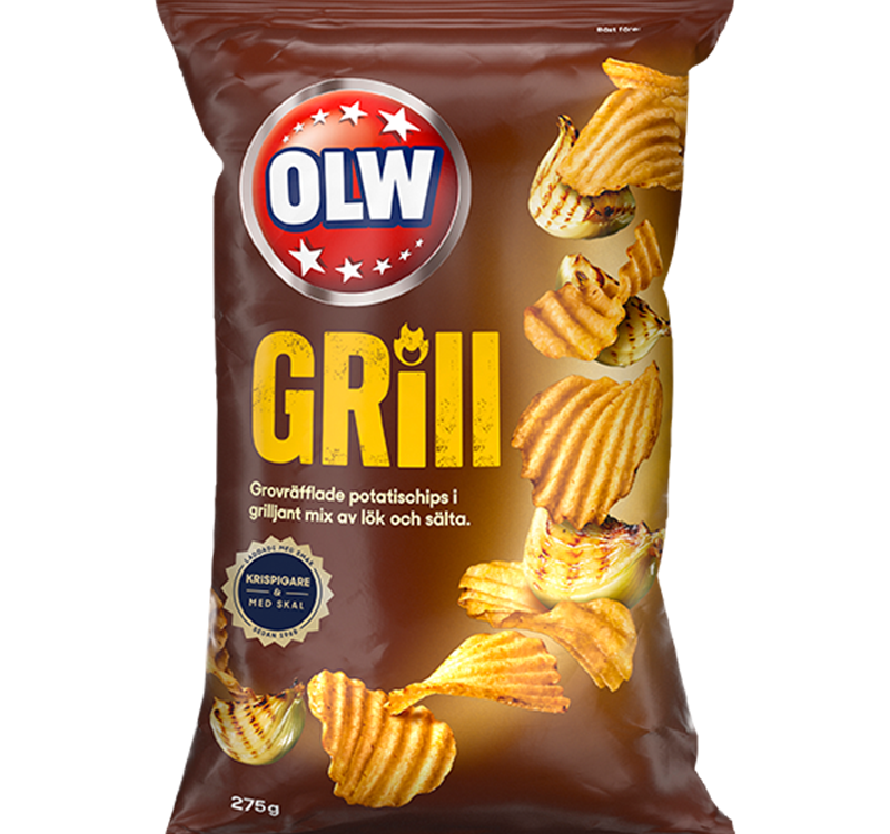 OLW Potato Chips Grill