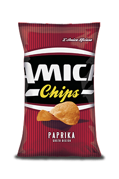 Amica Chips Potato Chips Alfredo's Chips