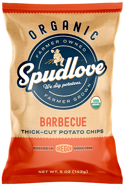 Spudlove Chips Barbecue