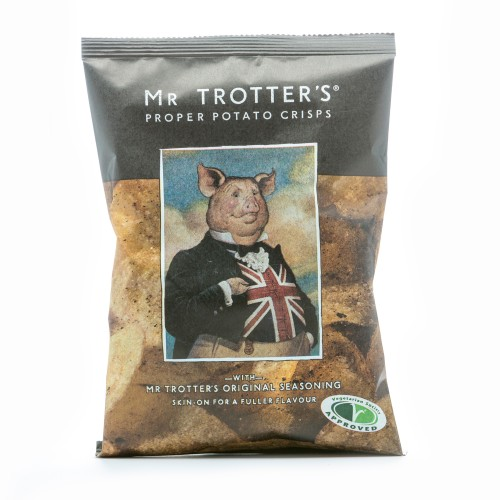 mr Trotter's Proper Potato Crisps Review