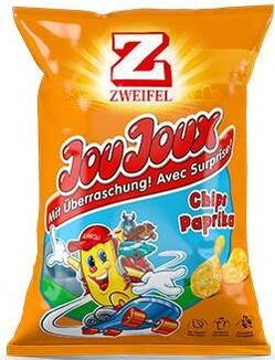 Zweifel Potato Chips JouJoux