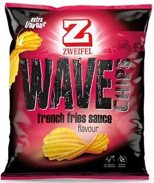 Zweifel Potato Chips Wave French