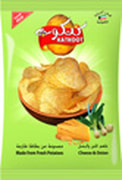 FICO Potato Chips Katkoot Cheese & Onion