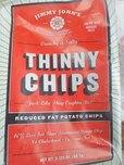 Jimmy Chips Thinny Chips