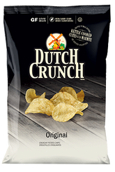 Old Dutch Sour Cream & Dill Dutch Crunch Jalapeno & Cheddar Kettle Cooked Potato Chips