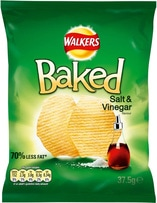 Walkers Baked Salt & Vinegar