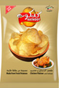 FICO Potato Chips Katkoot Chicken