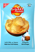 FICO Potato Chips Katkoot Salt & Vinegar