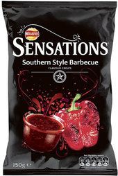 Walkers Sensations Southern Style Barbecue