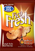 FICO Potato Chips FICO Fresh BBQ