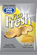 FICO Potato Chips FICO Fresh Cheese