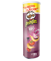 Pringles Texas BBQ Sauce Review