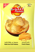 FICO Potato Chips Katkoot Cheese
