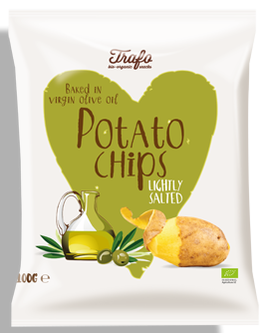 Trafo Potato Chips Lightly Salted