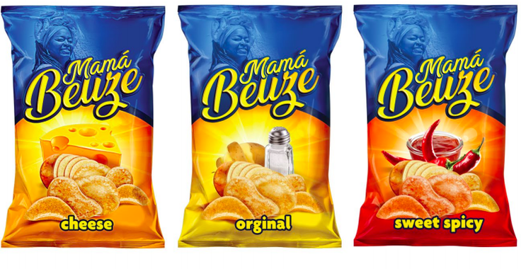 Mama Belize Chips