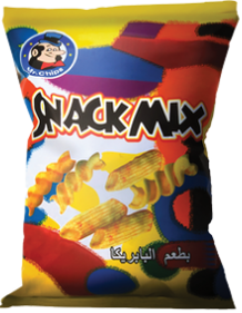 Mr Chips Sweet Line Snack Mix