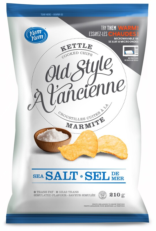 Yum Yum Potato Chips Review