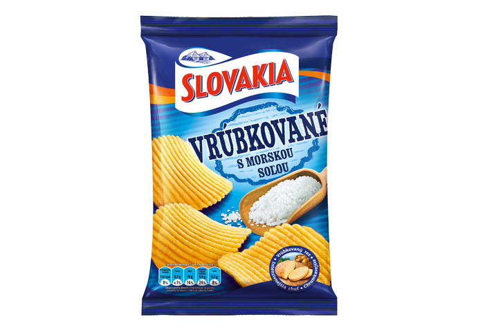 Slovakia Potato Chips Review