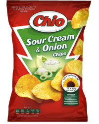 Chio Sour Cream Onion Chips