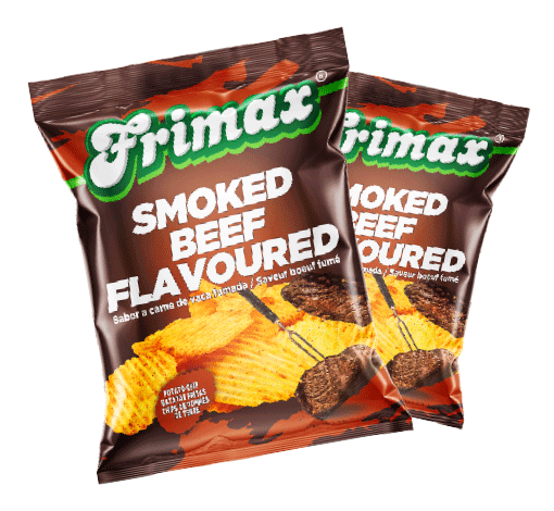 Frimax Potato Chips Smoke Beef