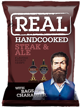 Real Handcooked Crisps review