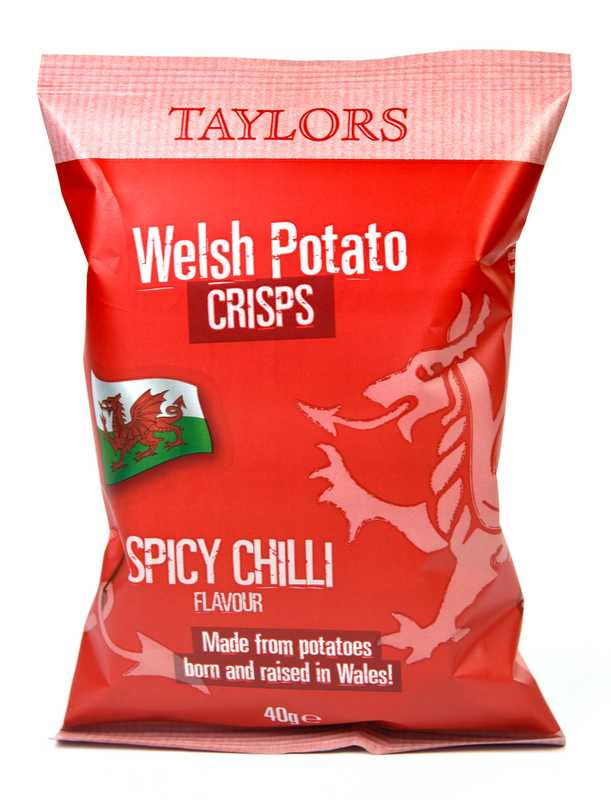 Taylors Spicy Chilli Crisps Review