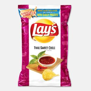 Lay's Taste of America Chips Review
