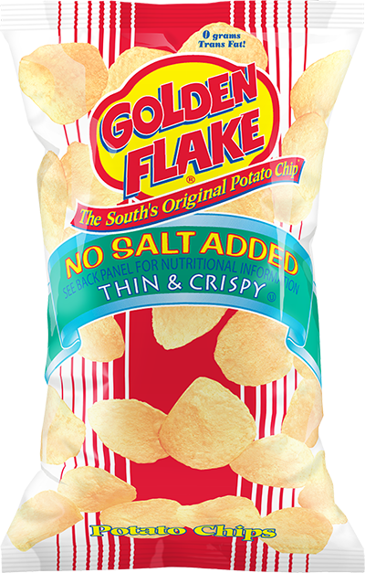 Golden Flake Potato Chips Review
