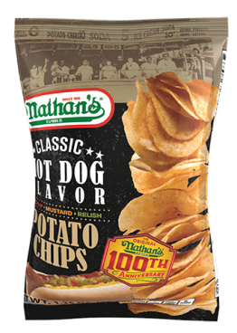 Nathan's Famous Chips Review